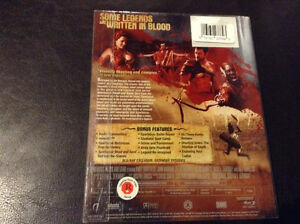 Spartacus Blood and Sand Bluray Kingston Kingston Area image 2