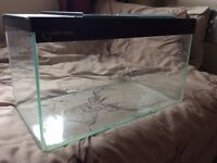 Clear seal 18 inch tank