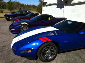 1996 Corvette Grand Sport Convertible