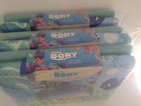 Official Disney Pixar Finding Dory Kids Duvet Bedding Set - Brand New & Sealed ONLY £10
