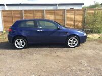 ALFA ROMEO 2.0 MODEL AUTOMATIC FULLY LOADED CREAM LEATHERS AUTOMATIC 40.000MILES 1 OWNER FORD TOYOTA