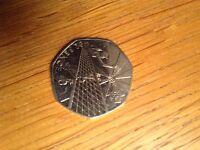 ❗️Special 50 pence piece -London 2012 👍