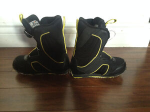 Kids Snowboarding Boots - Ride Norris - Size US 11.0K Cornwall Ontario image 3