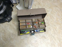Fishing tackle box -filled (Fall River)
