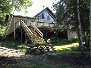 Red Lake Ontario - Lake Front Cabin for sale
