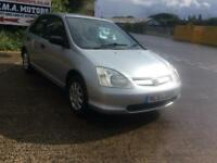 Honda Civic 1.4i Max Ltd Edn