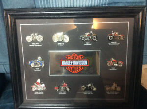 Harley Collectables and Harley Service Manuals