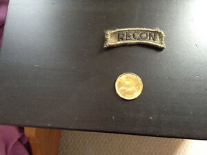 CAF Recon Army Badge