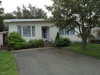 3 bedroom house for rent near MUN, HS, Avalon Mall