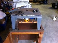 Hirsh Router With Table