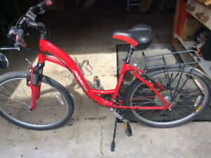 Women's Norco Plateau bicycle