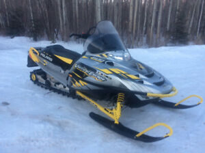 Snowmobile trade for 14-16 summit