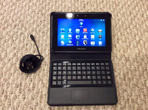 Blackberry Playbook 16G with keyboard