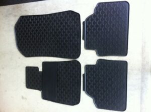 BMW 335 I Rubber Floor Mats