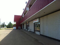 Retail Space for Lease in Wetaskiwin