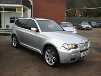 BMW X3 3.0sd auto 2007MY M Sport