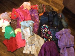Girls clothes sizes 12-18 months Kingston Kingston Area image 1