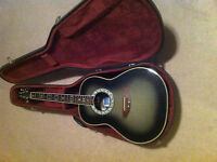 CELEBRITY OVATION Guitar
