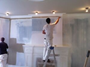 ALL RENOVATION; PAINT- DRY WALL- PAPER WALL - OIL PAINT