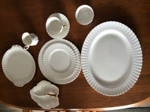 Collection of Val D'or dishes