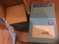Focus wall tiles haven sand cream