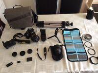 Nikon DSLR bundle