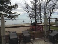Lake Front Property For Sale 2 Cabin Deal