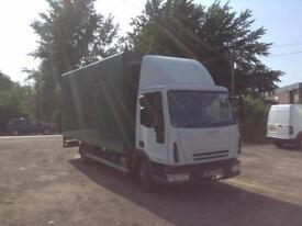 Iveco/ Seddon Eurocargo 75E16 7.5 T BOX VAN