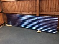 X4 vistalux corolux corrugated pvc sheet 3050 x 762 x 1.1 mm