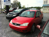 2007 Ford Focus Berline
