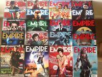 69 Empire magazines