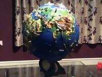 My 3D globe