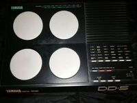 YAMAHA DD-5 DRUM MACHINE VINTAGE