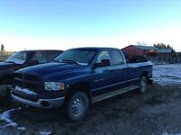 2003 Dodge 2500 SLT Long Box 4X4 Pickup Truck $8000 OBO
