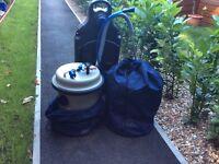 Caravan equipment