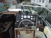 Doral citation 26' 1/2 moteur 350.