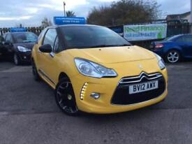 2012 Citroen DS3 1.6 VTi DStyle Plus 3dr