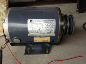 1/3 horse electric furnace motor