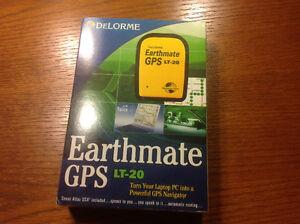 Price Drop...EARTHMATE GPS LT-20  * Used Once