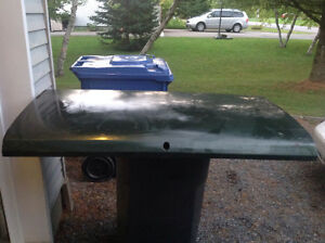65-66 ford mustang coupe / convertible OEM trunk lid West Island Greater Montréal image 4