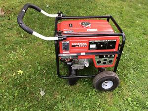 Honda 3500W Generator