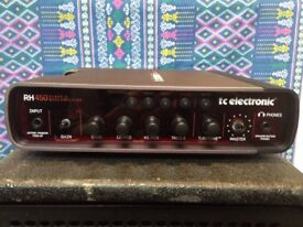 TC Electronic 450 Head & 212 Cab (free pedal)