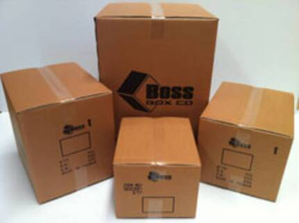 USED CARDBOARD BOXES for sale - Moving, Relocation, Storage Bowen Hills Brisbane North East Preview