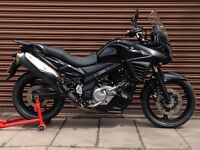 Suzuki DL 650 V-Strom Only 10258 miles. Delivery Available *Credit & Debit Cards Accepted*