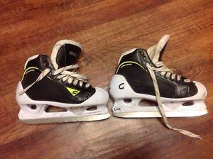 Graf Supra G5500 Size 6.5 Goalie Skates