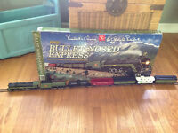Classic 6060 Bullet Nosed Model Train - Presidents Choice