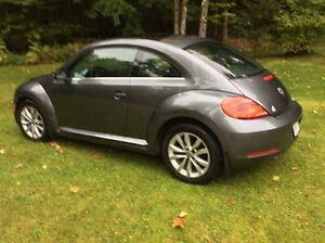 2014 Volkswagen Beetle highline coupé