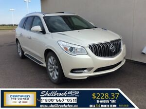 2015 Buick Enclave Premium -SEATS 7, DUAL SUNROOF - $228.37BW!