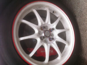 Real rare 4x100 Rays ce28n volks very good shape