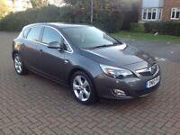 2010 Vauxhall Astra 1.6cc Sri Automatic [AC]petrol(Full Service History,1 Owner, 1 Yr MoT)